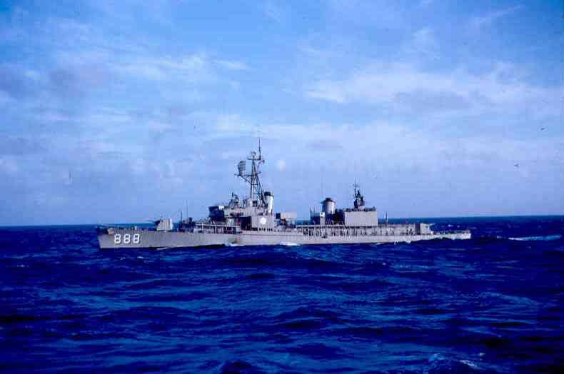 USS Stickle