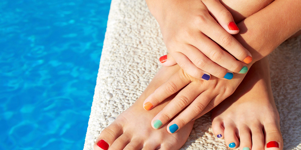 Best Nail Polishes To Wear When The Sun Comes Out   Spa@theWit