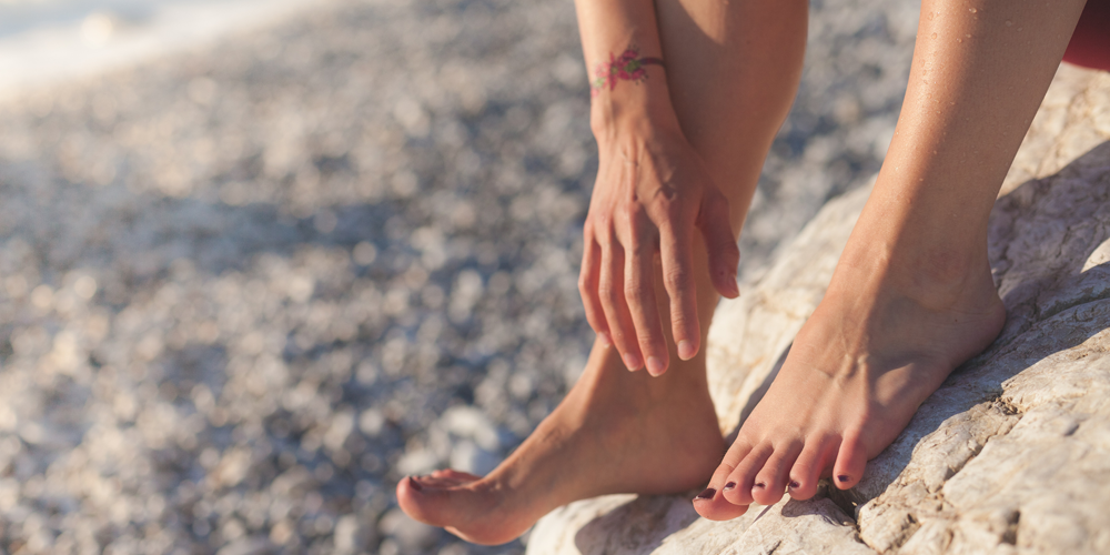 How To Care For And Protect Your Feet All Summer Long