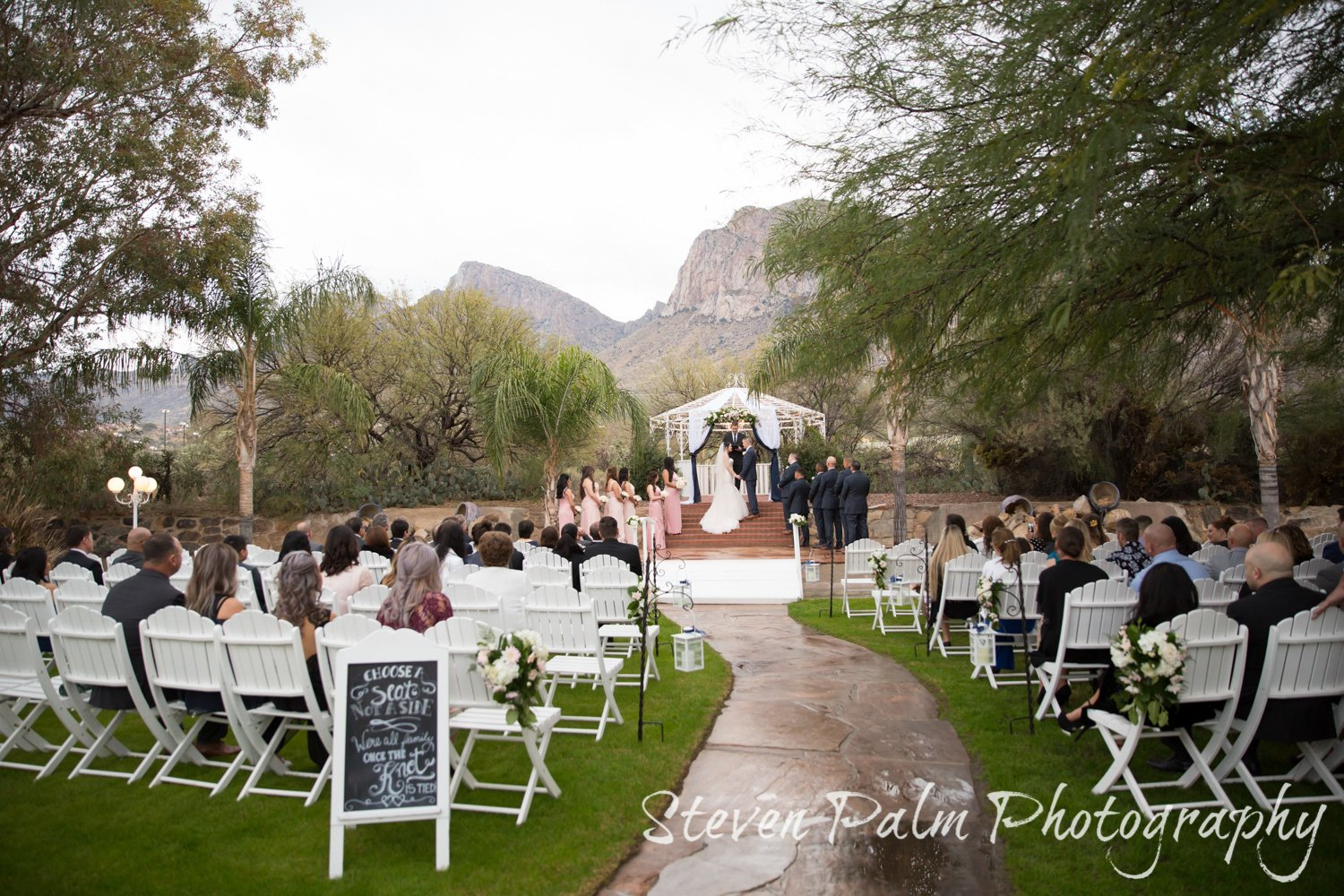 The Buttes At Reflections Best Wedding Photos Steven Palm Photography