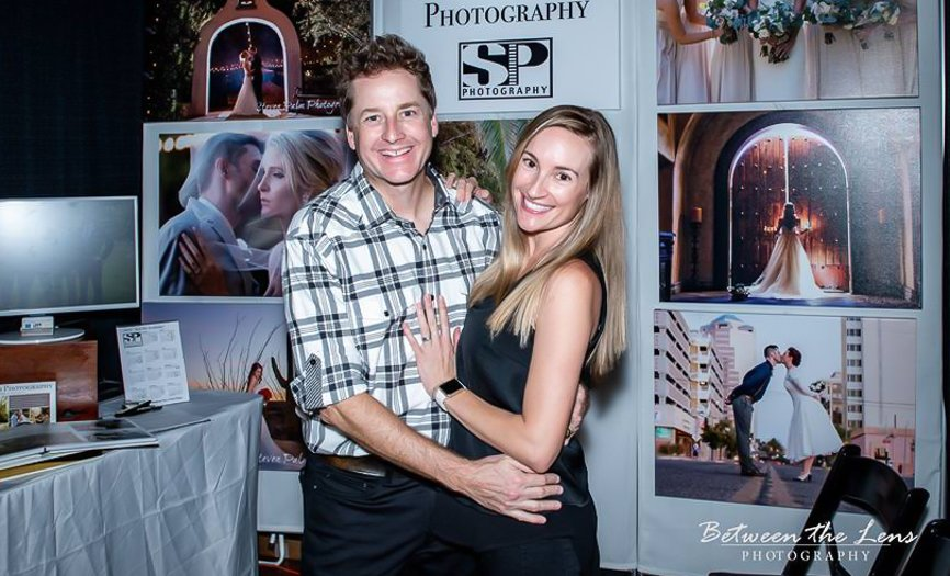 Best wedding photographers and husband and wife team Tucson