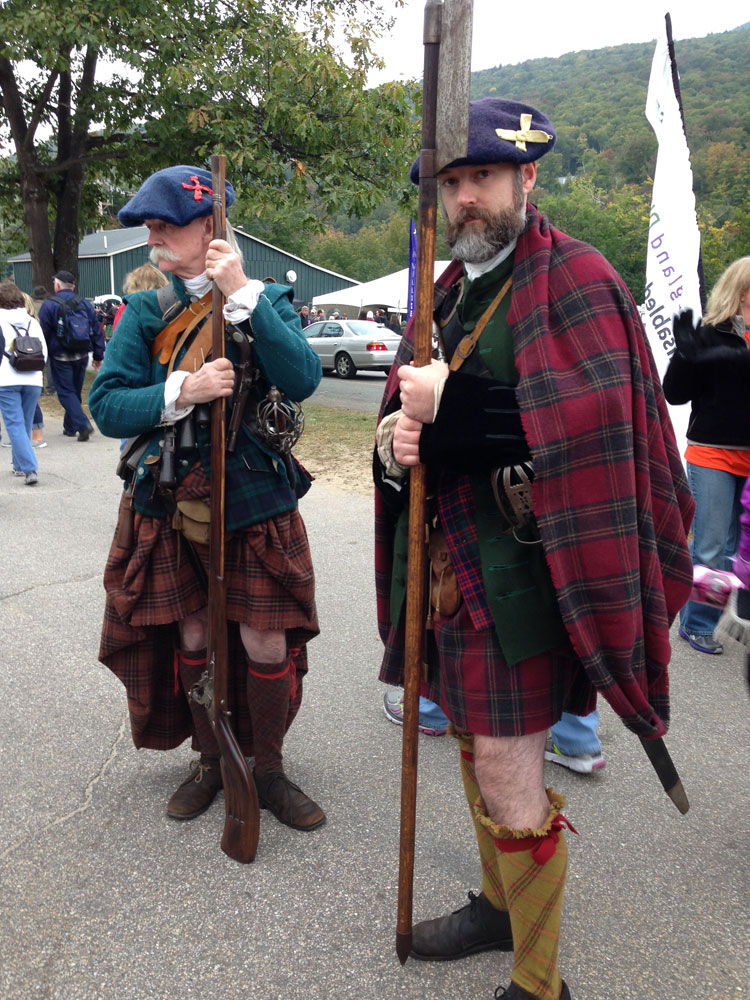 The Highland Games!