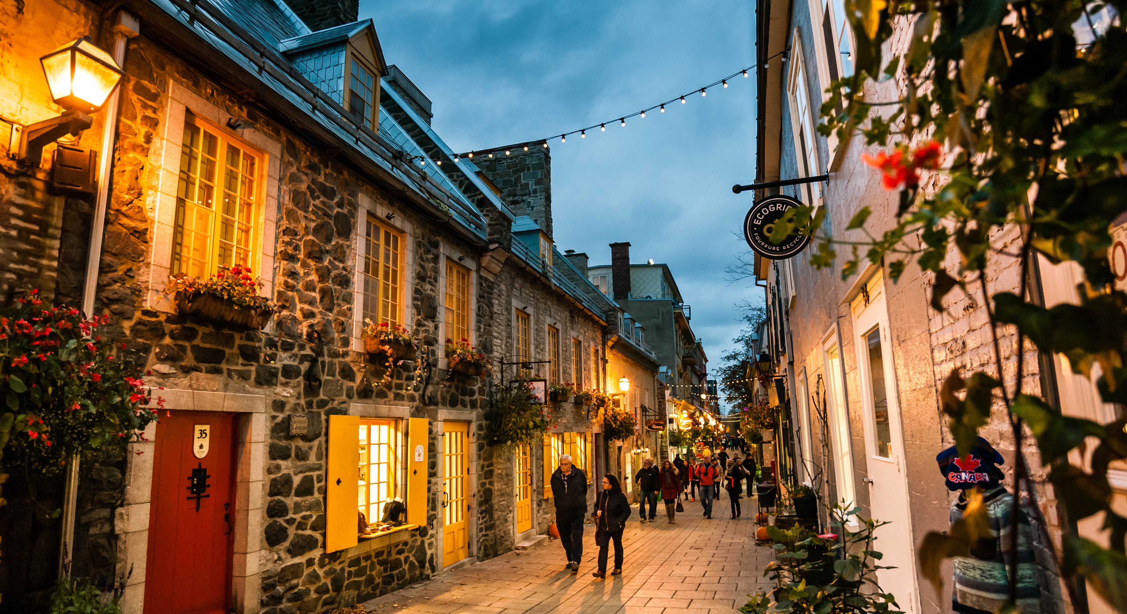 Old Town - Quebec City
