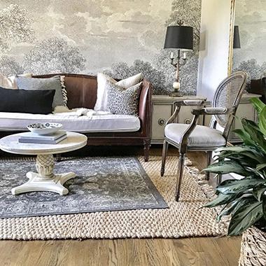 Jayne & Co. living room