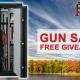 Free Gun Safe Giveaway