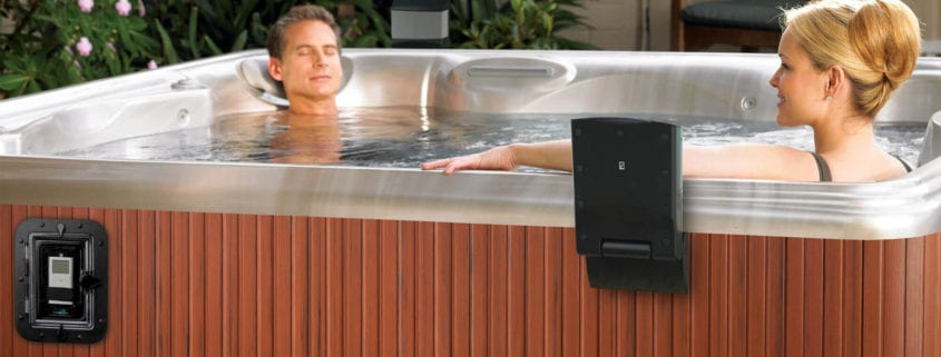 Fight a Cold in the Hot Tub