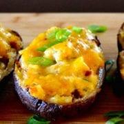Double Smoked Potatoes