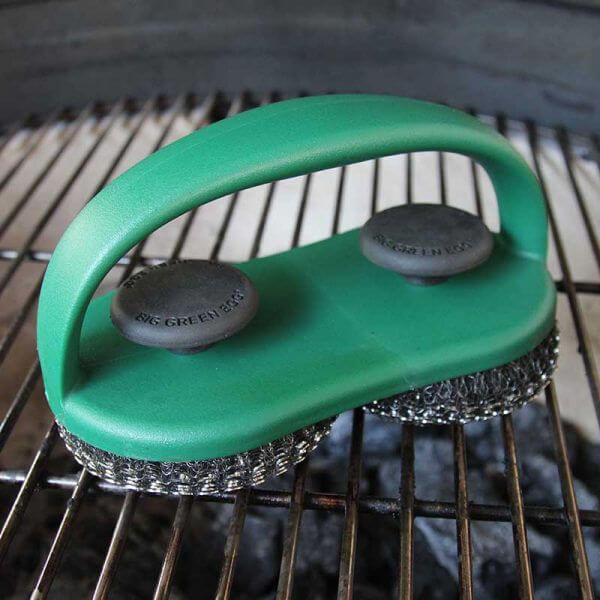 Grid Cleaner – Stainless Steel Dual Scrubber