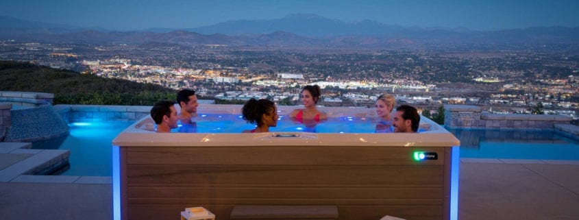 Celebrate Earth Day with Environmentally Friendly Hot Spring Spas