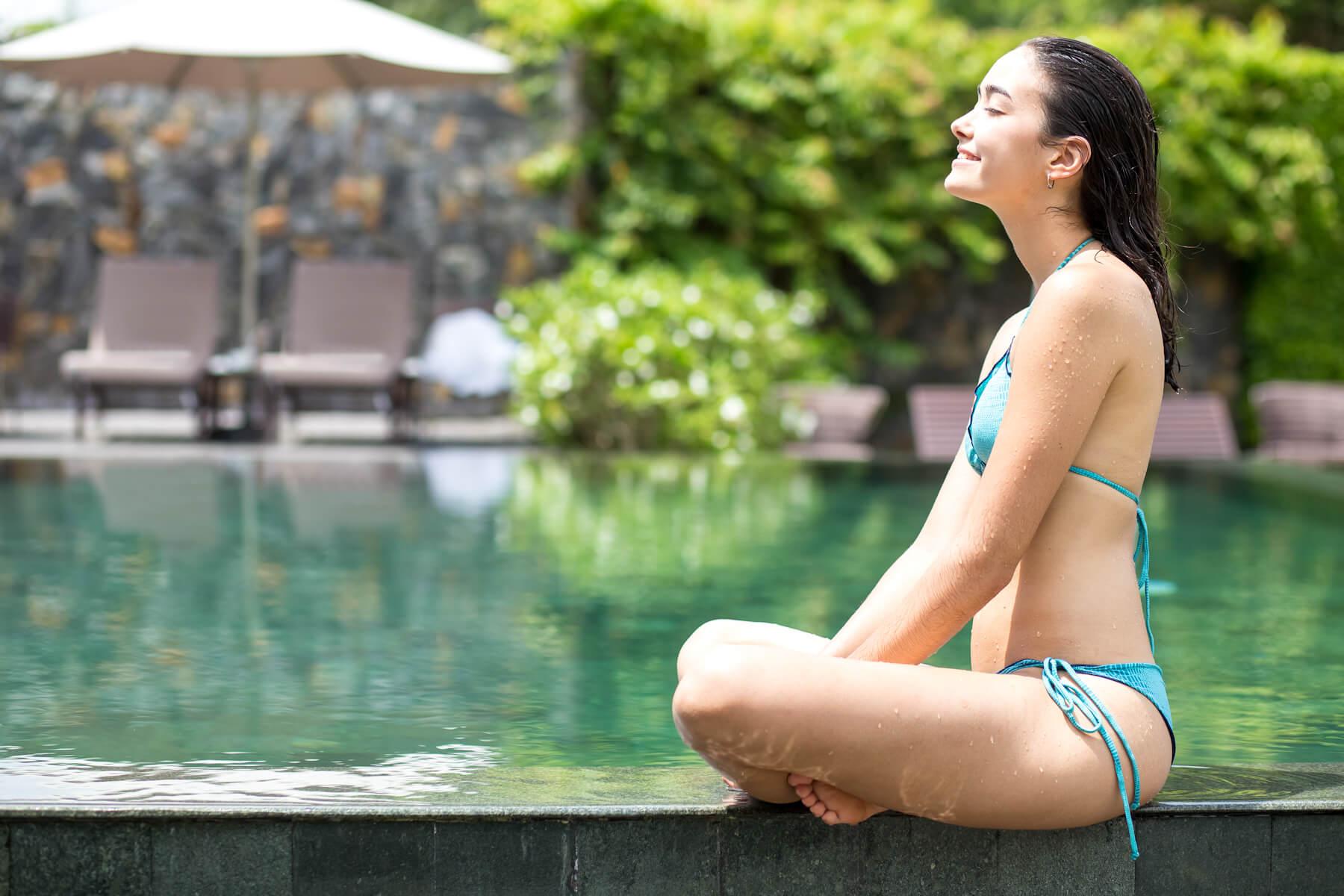7 Tips for Hot Tub Meditation