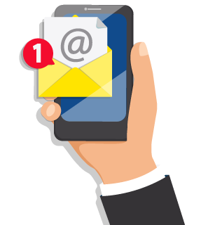 email sign up