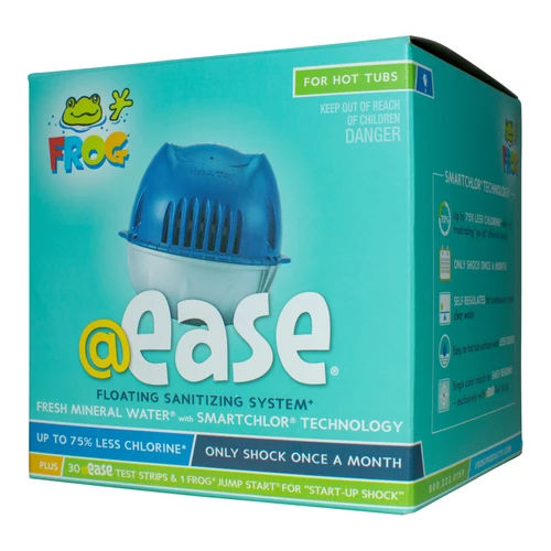 Frog @ease Floating Sanitizing System