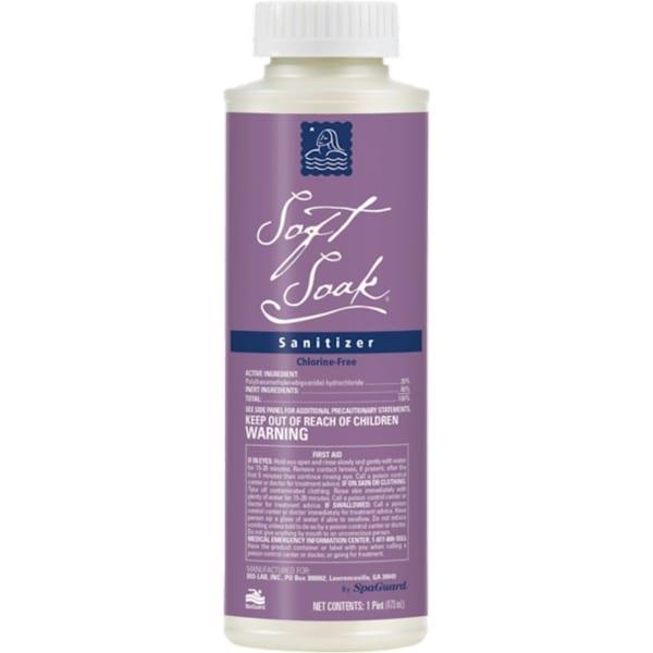 SpaGuard Soft Soak Spa Sanitizer