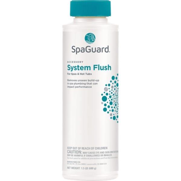 SpaGuard System Flush