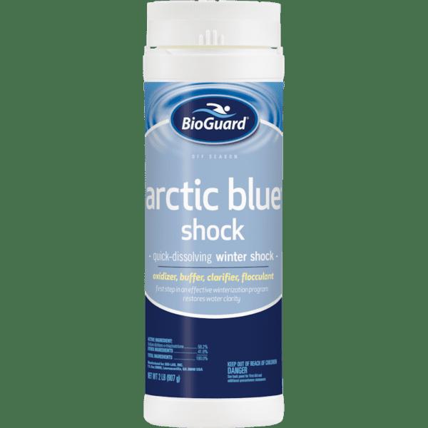 Winter Arctic Blue Shock