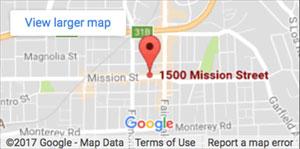 Map to Ellen's