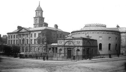 Rotunda Maternity Hospital, 1757