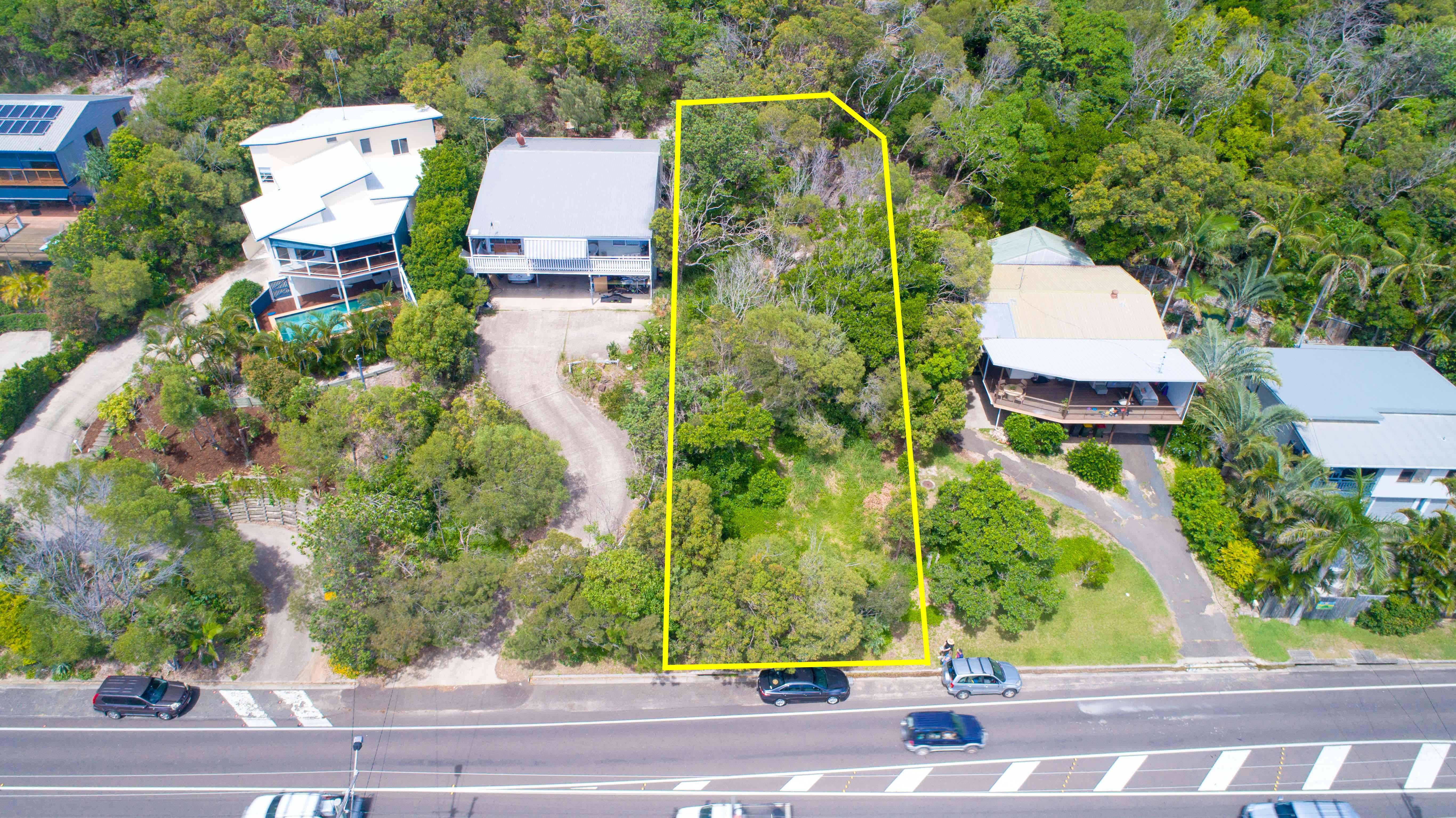 Brisbane real estate drone photography Border-4