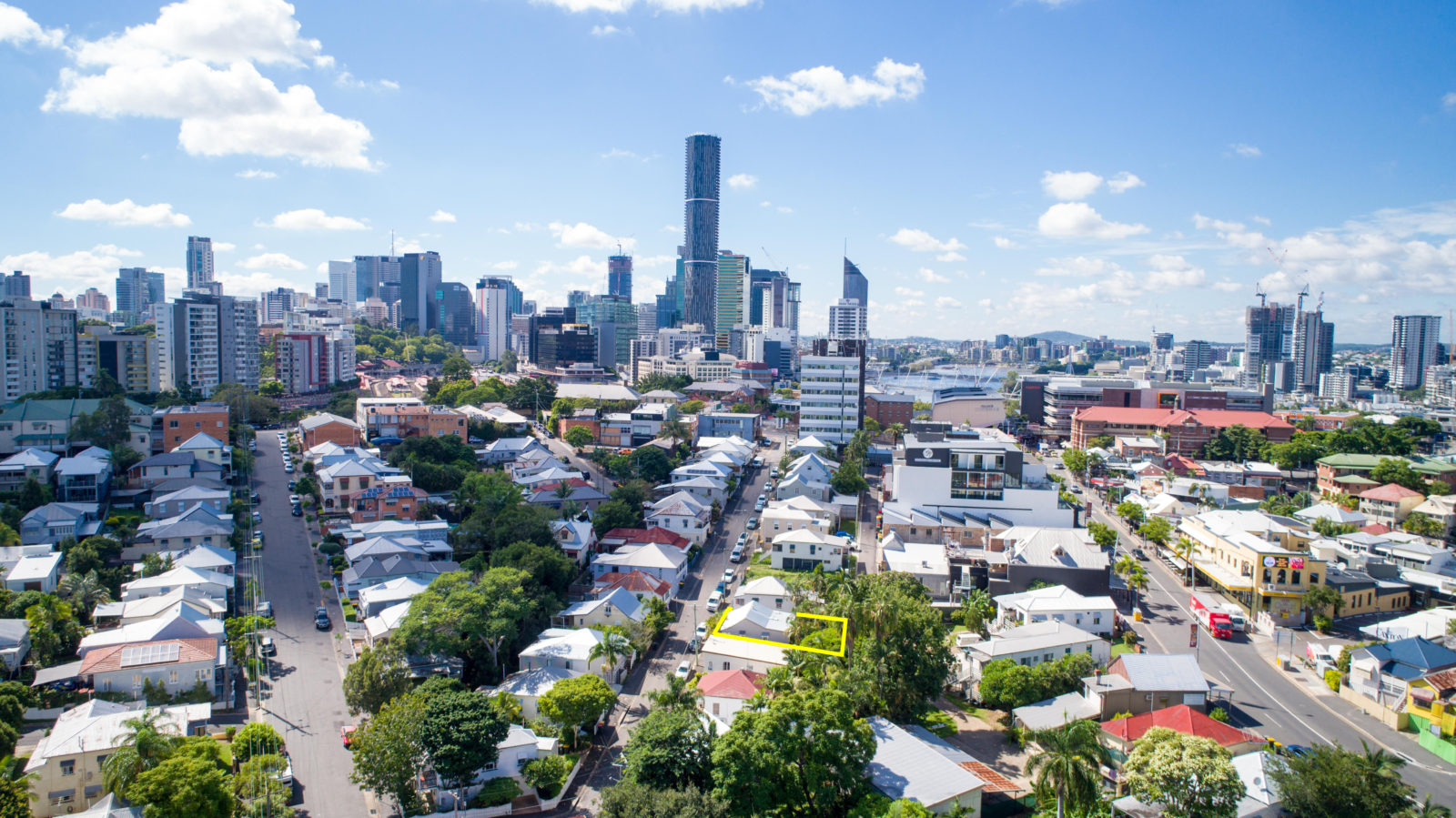 Drone operator Brisbane real estate photography