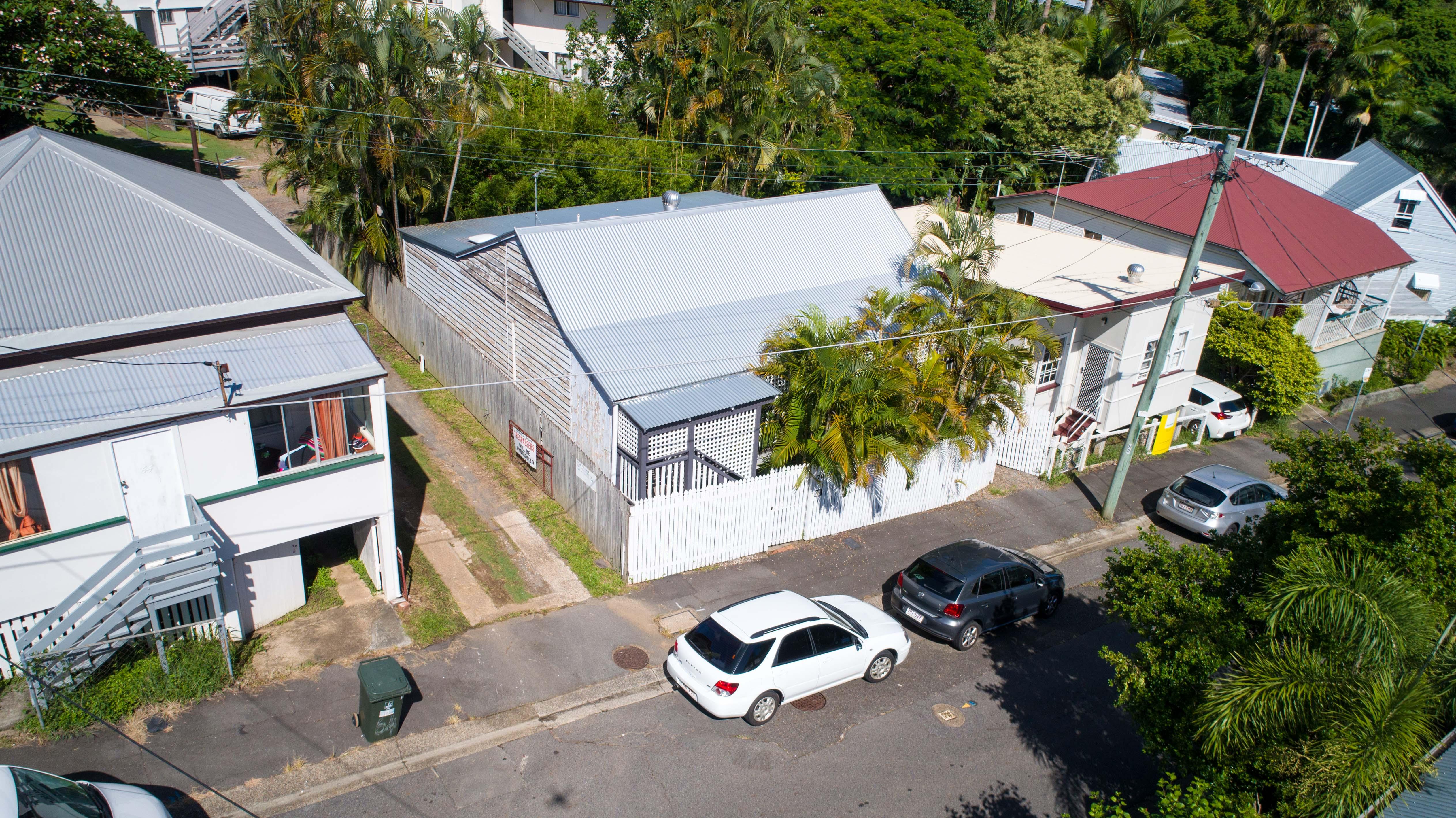 Drone operator Brisbane real estate photography
