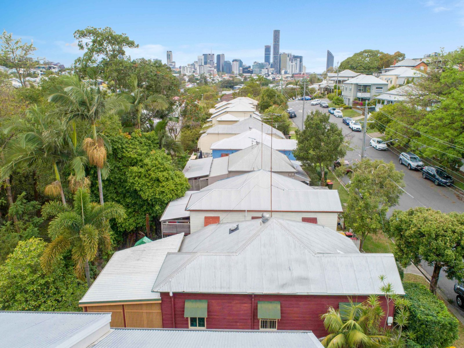 Drone Real Estate Photography Brisbane Australia