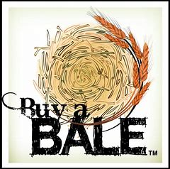 Buy a bale- Drones helping farmers