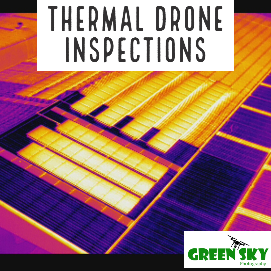 Thermal Drone Inspections