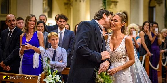 Casamiento en San Benito y Club Alemán de Equitación