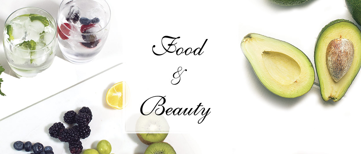 The Beauty and Food Connection – Sip and Eat Your Way to Glowing Skin