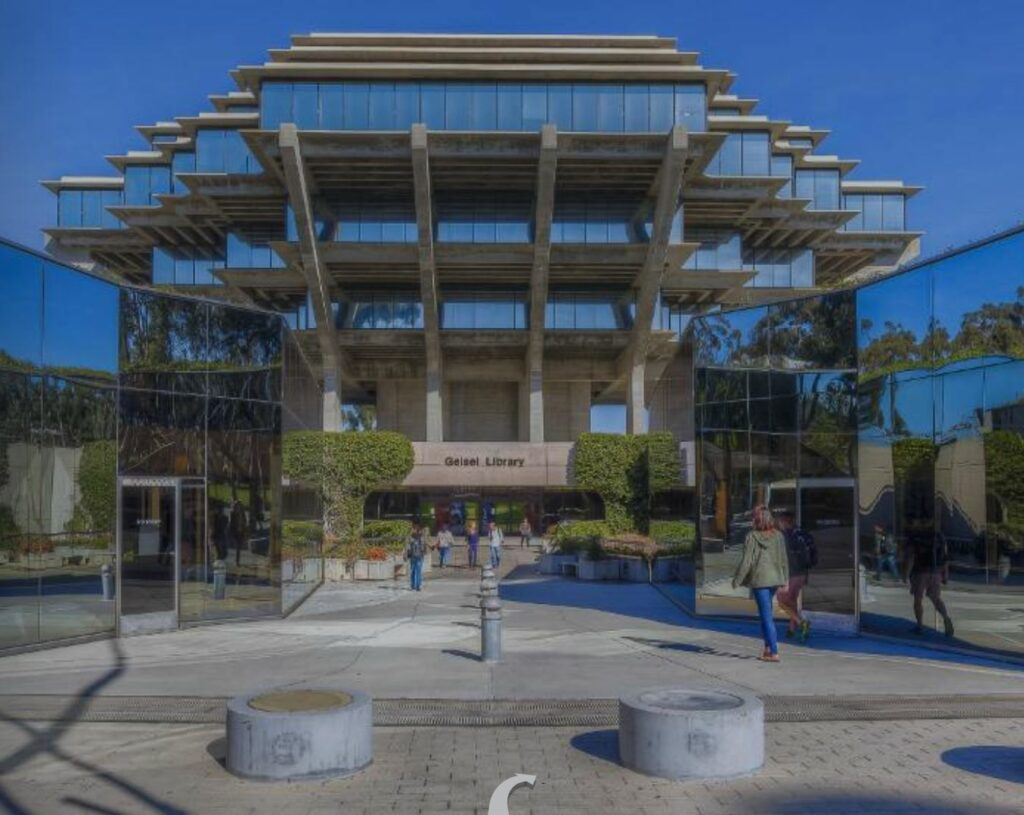 University of California San Diego for target college budget