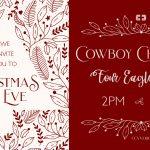 Cowboy Christmas Services