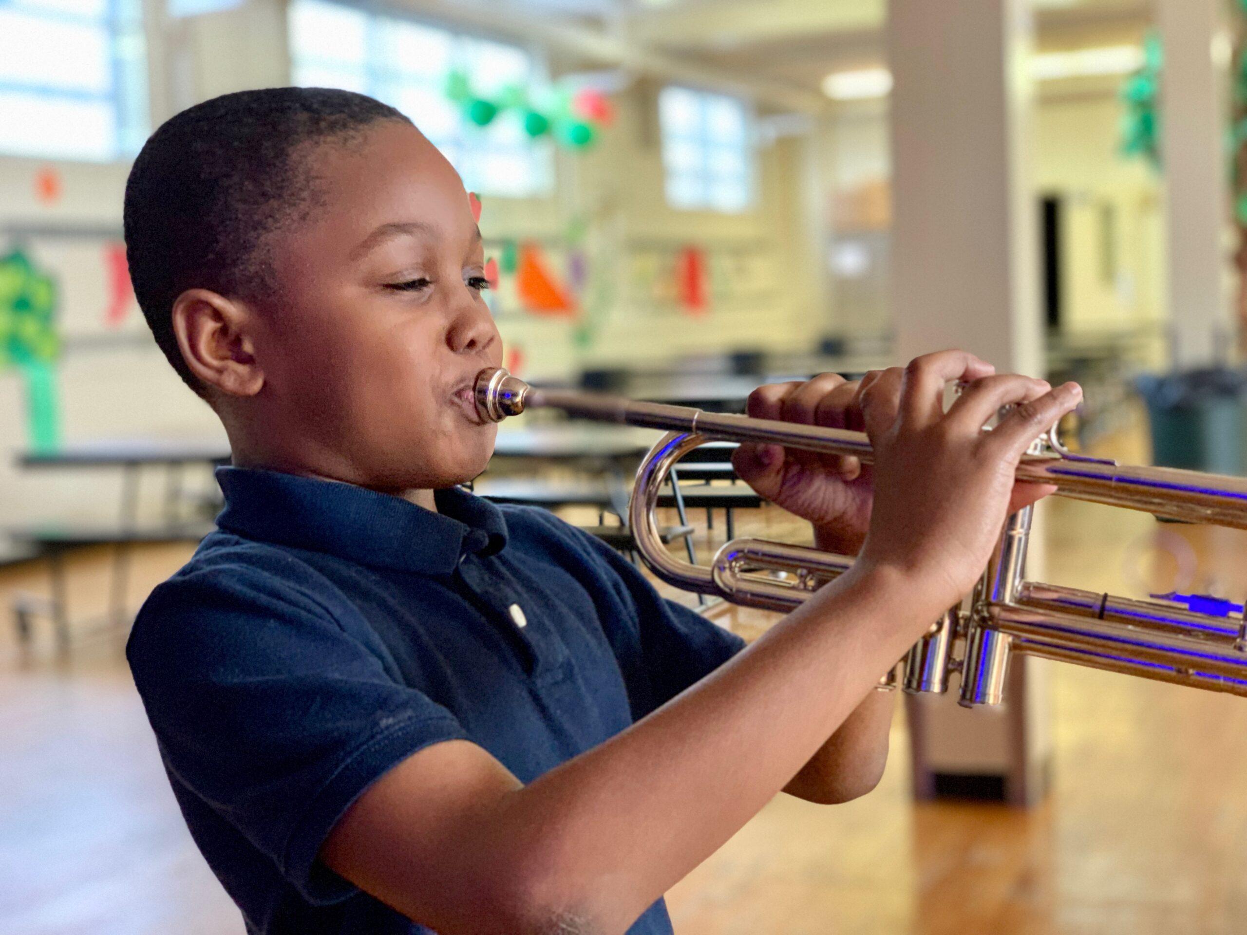 Trumpet Student 1