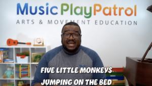 Monkeys in the Bed