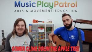 Climb Apple Tree
