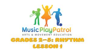 Rhythm 2-5 #1