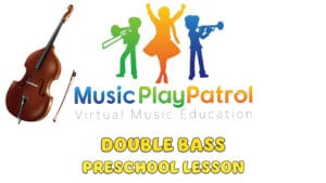 Preschool Double Bass