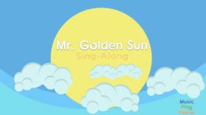 Golden Sun Still