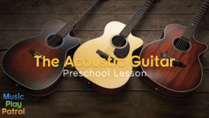 Guitar Preschool Still