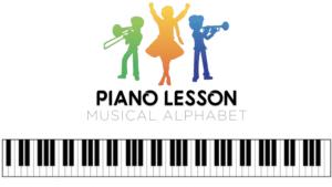 Piano Lesson Alphabet Still