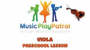 Viola Preschool Still