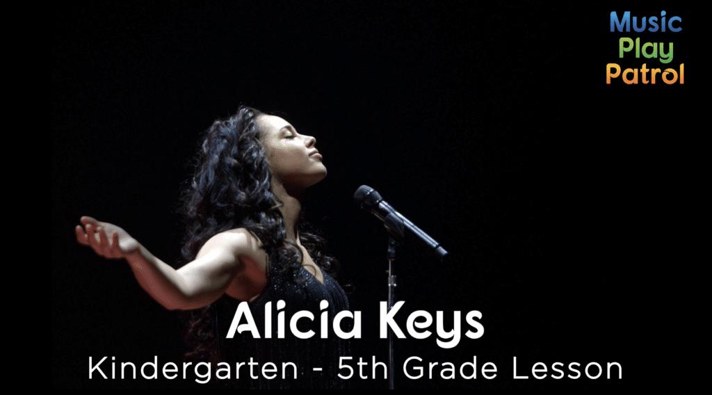 Alicia Keys - K-5