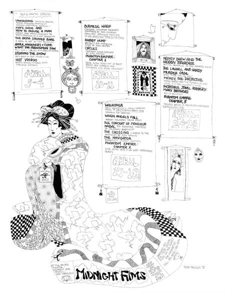 Midnight Films April 1970