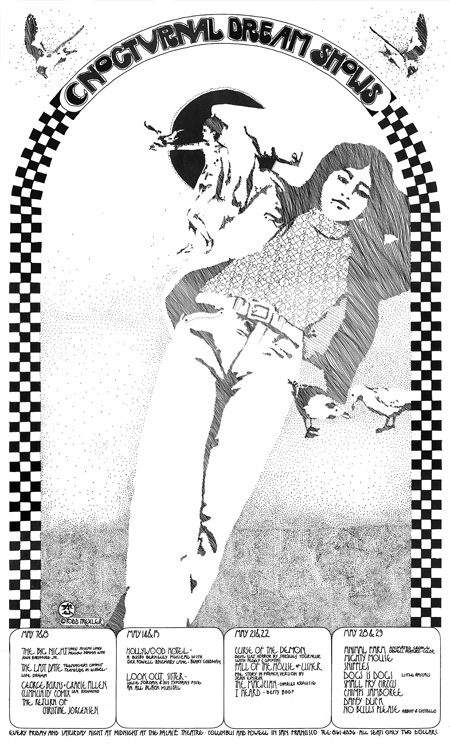 Nocturnal Dream Shows - Midnight Movies May 1970