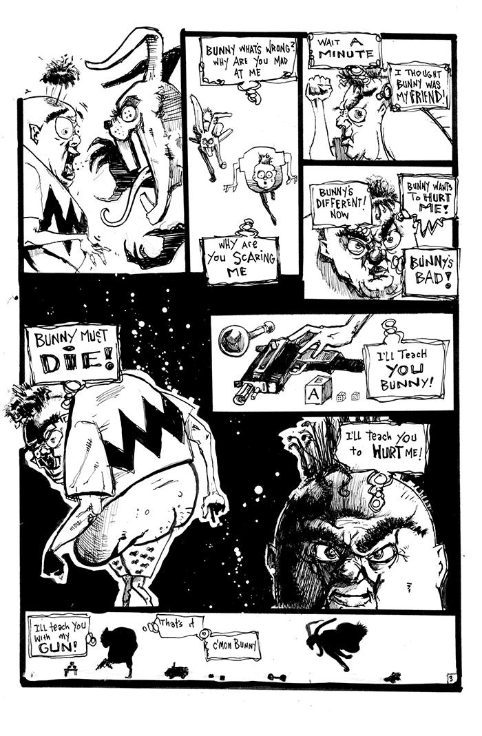 BILL's REVENGE pg. 3