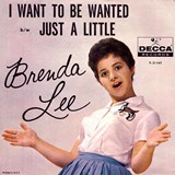 brenda lee i want to be wanted