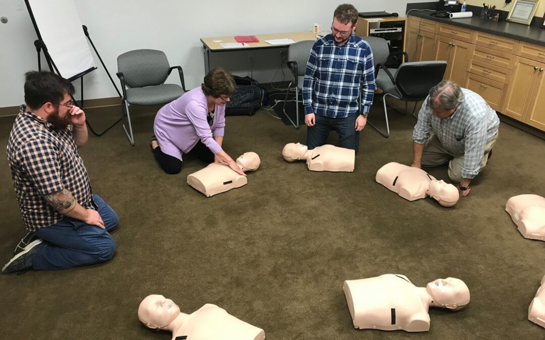 CPR With Confidence Continues to Grow!