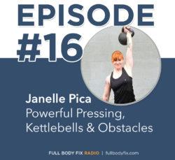 Full Body Fix Radio Janelle Pica