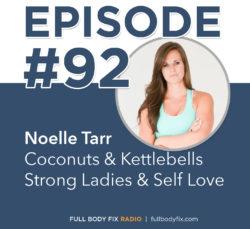 FBF Radio 92 Noelle Tarr