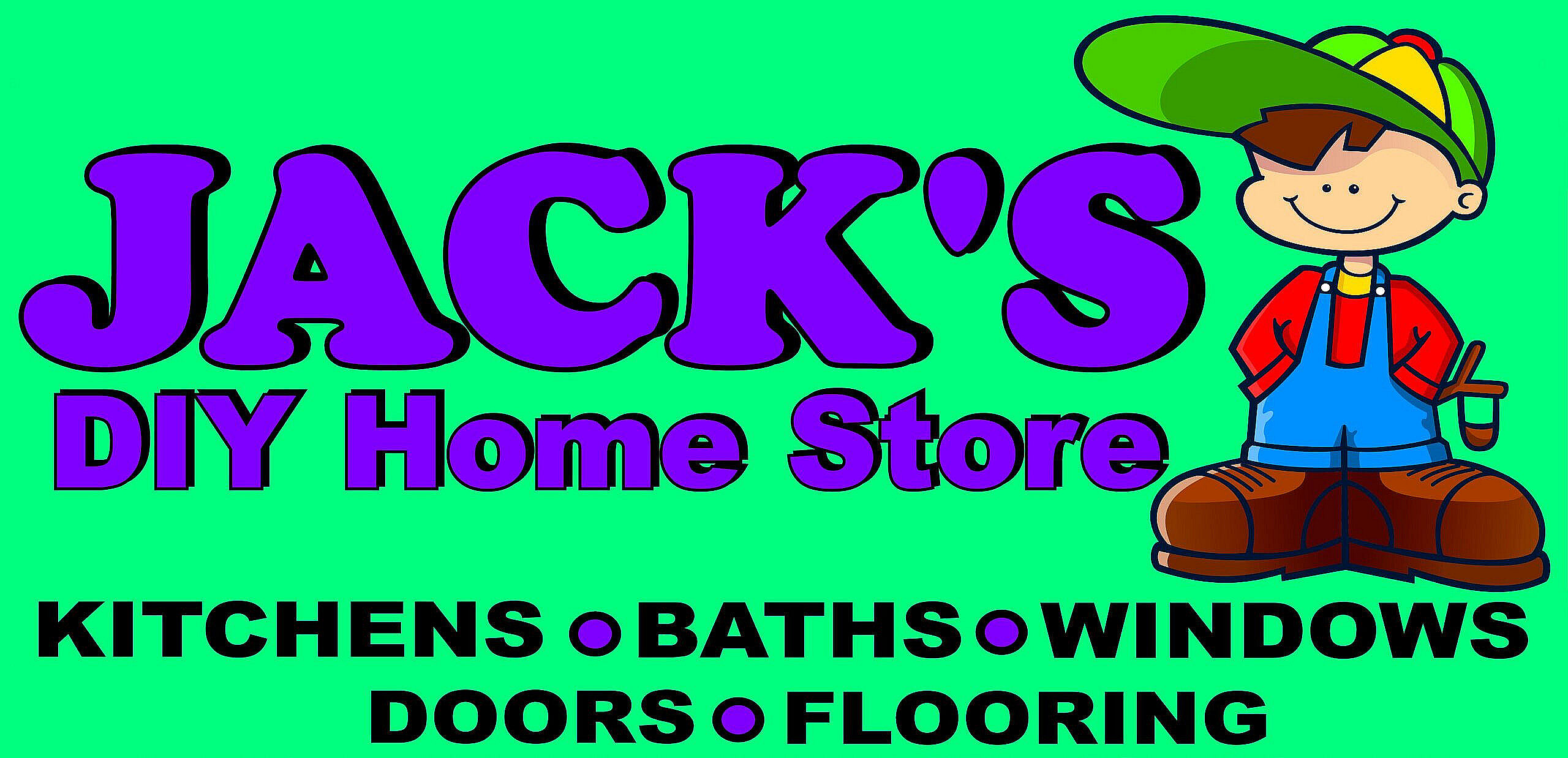 JACK'S DIY Home Store