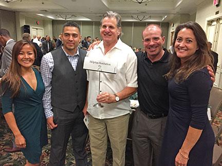 Milpitas Chamber of Commerce Awards Dinner